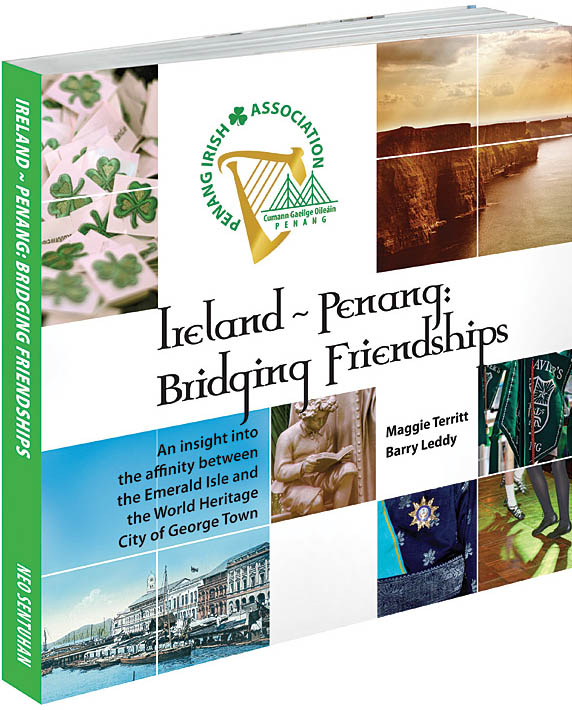 Ireland ~ Penang: Bridging Friendships
