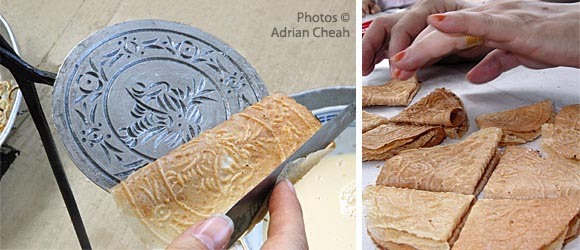 The Art Of Making The Perfect Kuih Kapit Love Letters