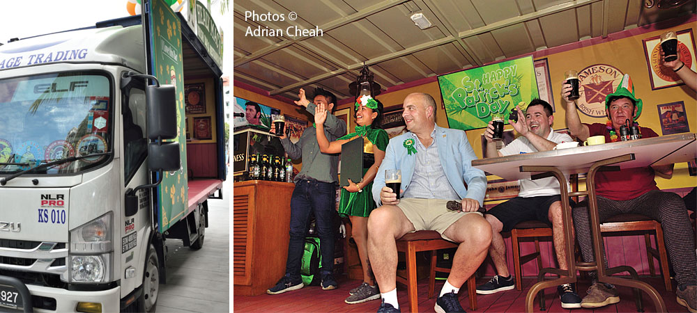 PIA St. Patrick's Festival 2020 © Adrian Cheah